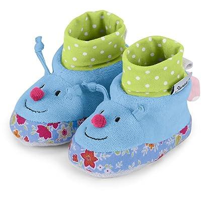 Sterntaler 4001695Catherine de chaussures bébé souple en Nicky/coton