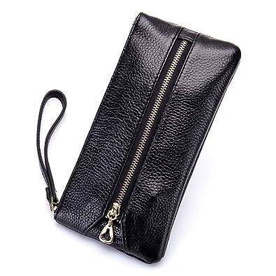 Women's Wristlet Key Holder Wallet Clutch