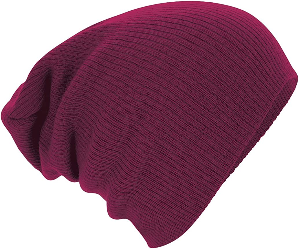 Beechfield Slouch Beanie One Size, Black: Amazon.es: Ropa y accesorios