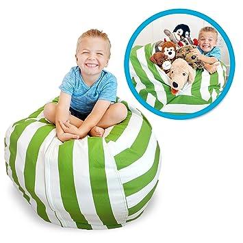 Stuffed Animal Kid Bean Bag Chair