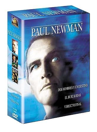 Paul Newman Box Set Veredicto Final / El Buscavidas /E.E Dos ...