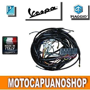 Anlage Elektro Verkabelung Vespa 125150200 PX Bremse A Diaco vom ...
