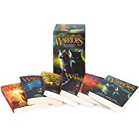 Warriors: A Vision of Shadows  WARRIORS: A VISION OF SHADOWS BOX SET: VOLUMES 1 TO 6