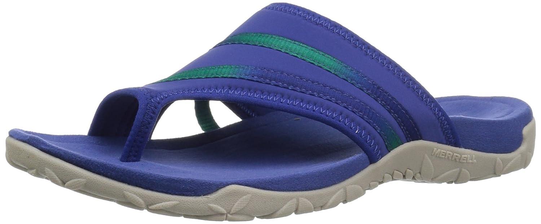 Merrell Women's Terran Ivy Wrap Sport Sandal B079DG7QSM 5 B(M) US|Sodalite