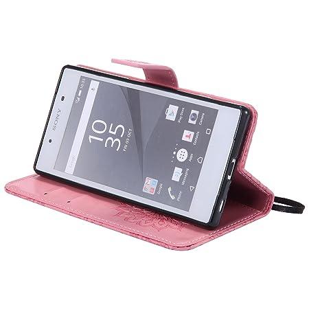 YYhin Cáscara Case para Funda Sony Xperia Z5/Z5 Dual(5.2