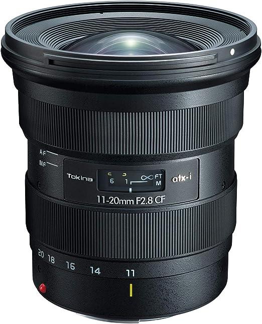 Tokina Atx I 11 20 Mm F2 8 Canon Ef S Mount Camera Photo