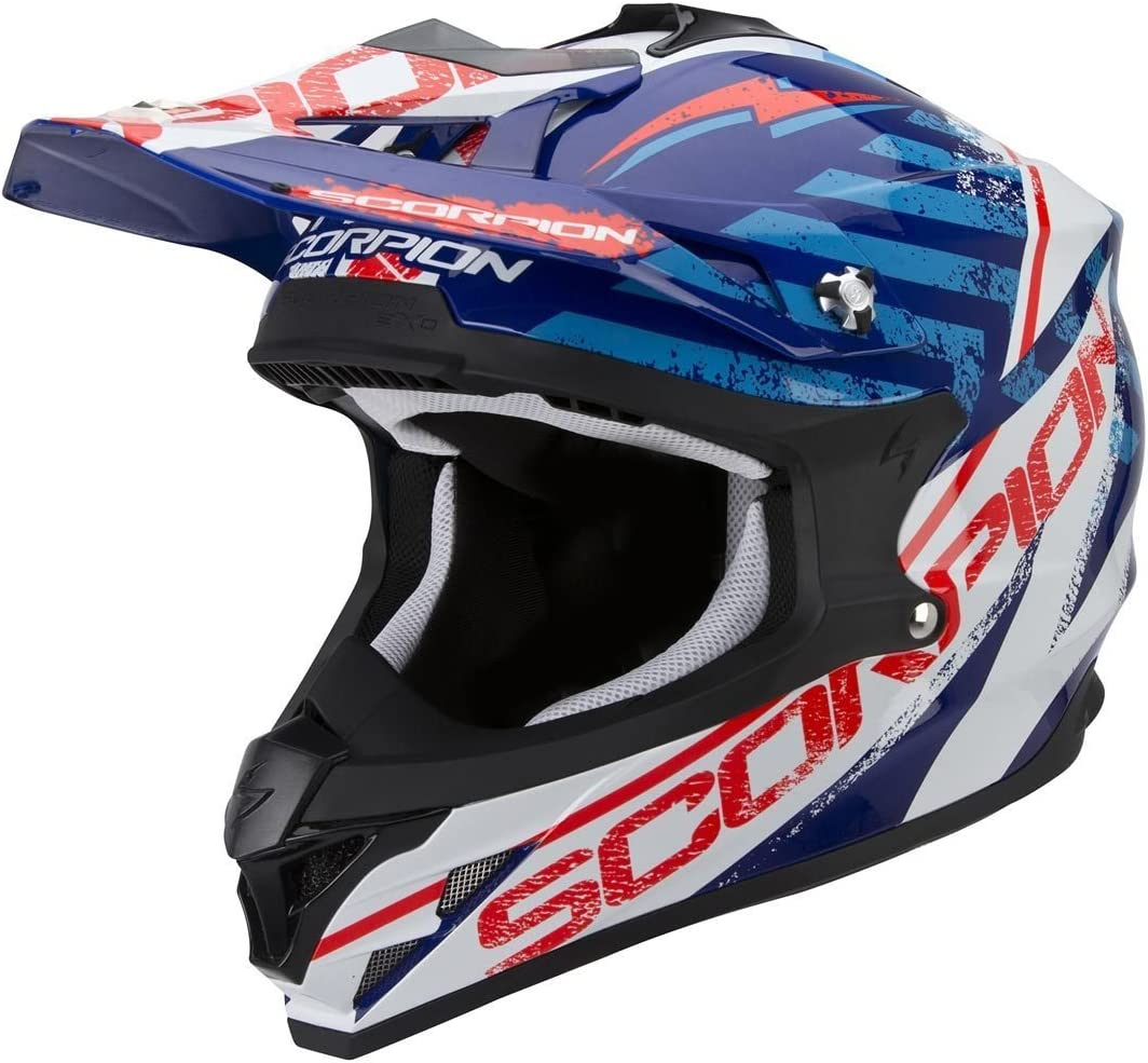 casco scorpion motocross