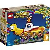 LEGO Yellow Submarine Lego Ideas