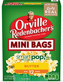 product image for Orville Redenbacher's SmartPop! Kettle Corn Popcorn, 1.16 Ounce Single Serve Bag