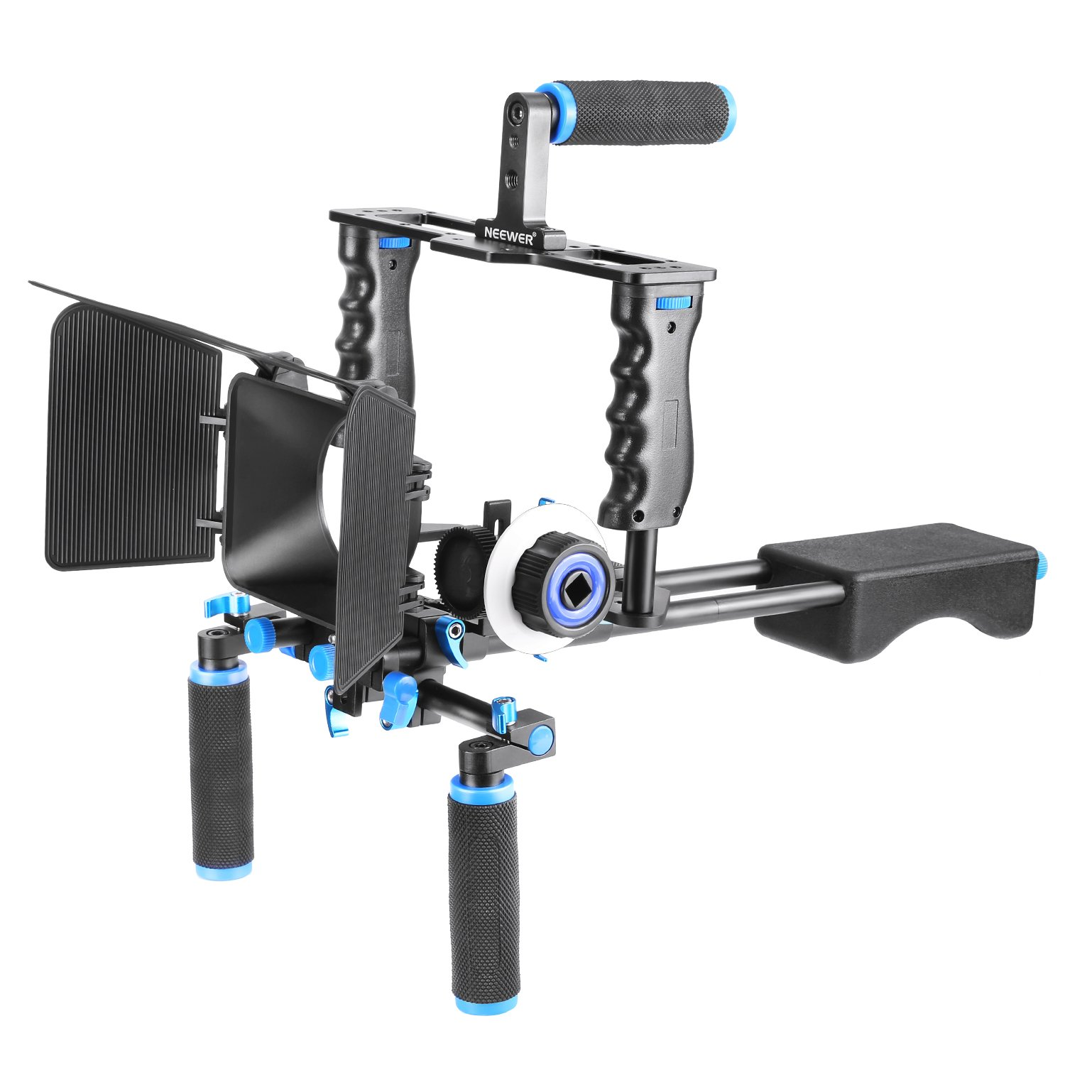Neewer Aluminum Film Movie Kit System Rig for...