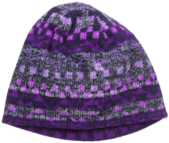 f5299ec9f72 Amazon.com  Columbia Big Girls  Youth Glacial Fleece Hat  Clothing
