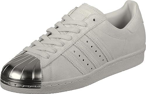 adidas Superstar 80S Metal Toe W, Zapatillas de Deporte para