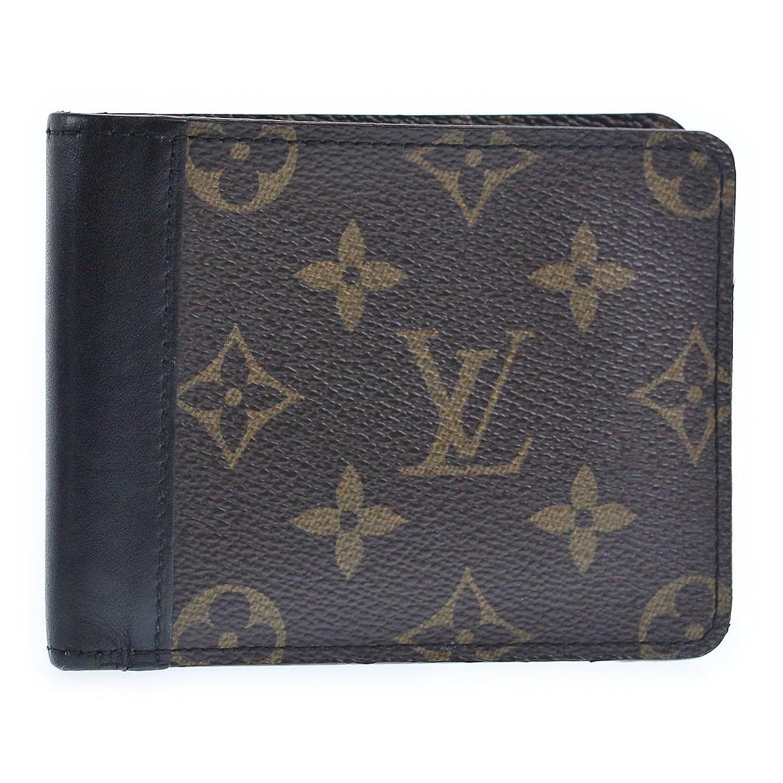 (ルイヴィトン) LOUIS VUITTON モノグラム マカサー ポルトフォイユ ガスパル (2つ折り財布) 『M93801』 B01568CEC2