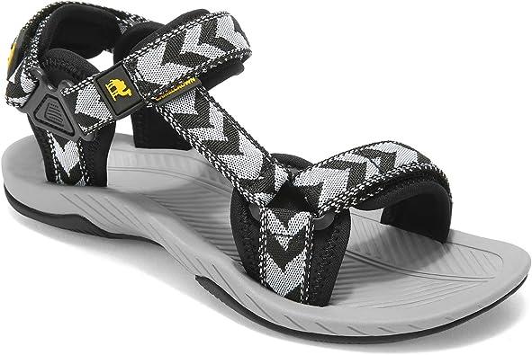 Amazon.com | CAMELSPORTS Sandals for Women Summer Comfortable Hiking Sandals  Flat Walking Womens Sandals Sport Athletic Beach Water Sandals | Sport  Sandals & Slides