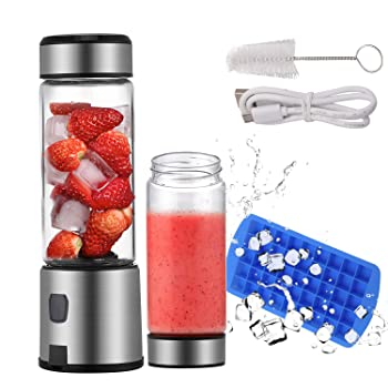 TOPQSC 15oz Travel Blender