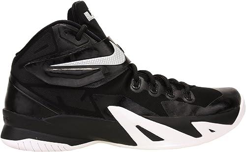 Nike Zoom Lebron Soldier VIII – Zapatos de Baloncesto: Amazon.es ...