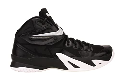 5976a908988ad Nike Zoom Lebron Solidier VIII Mens Basketball Shoes 653648-001 Black 8 M US
