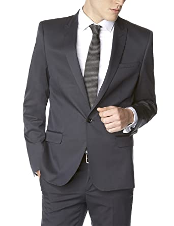 Vêtements Celio Veste Uni Homme Et De Costume 46rW84