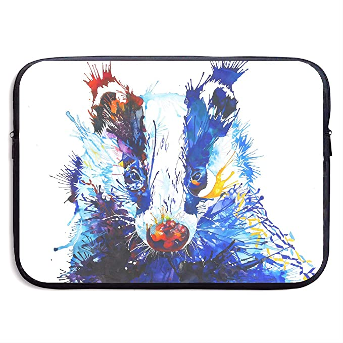 Amazon com: Raccoon Painting Business Briefcase Laptop