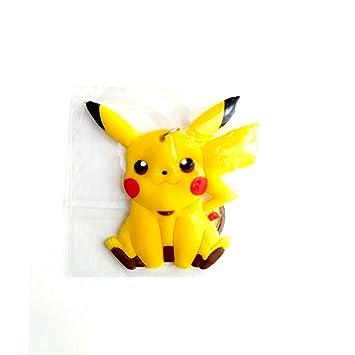 Pikachu - Pokemon: Llavero Silicona alta calidad: Amazon.es ...