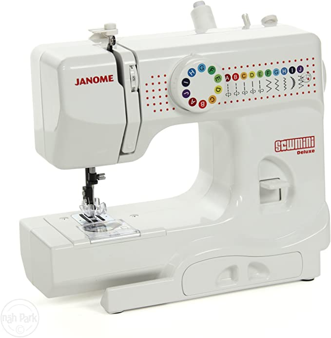 Para niños con diseño de lujo de la máquina de coser Janome ...