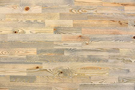 Shabby Chic Wall Paneling : Wodewa wood cladding for walls vintage style used look i 1m²