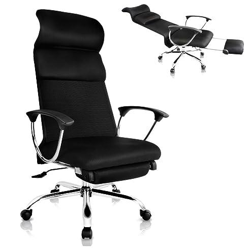 Bürosessel mit liegefunktion  Office Marshal® Chefsessel Prato mit Liegefunktion | mit ...