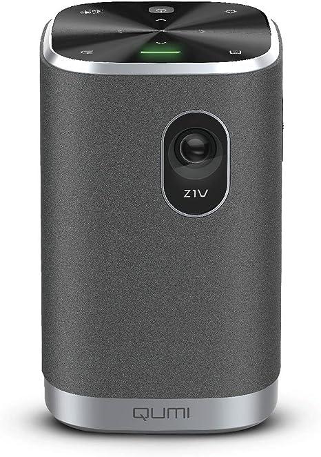 Vivitek Qumi Z1V, proyector Compacto, con Altavoces Bluetooth ...