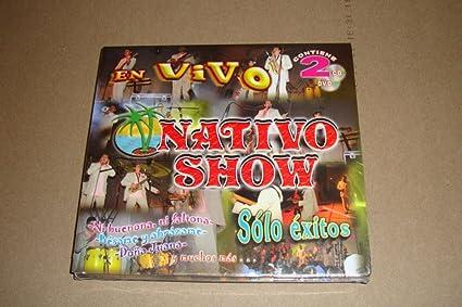Amazon.com: Nativo Show En Vivo Cd+dvd (Audio Cd 2007): Music