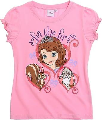Maglietta Principesse Sofia Disney