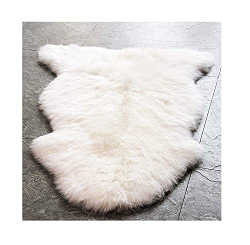 WaySoft Genuine New Zealand Sheepskin Rug