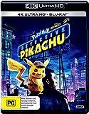 Detective Pikachu (4K Ultra HD + Blu-ray)