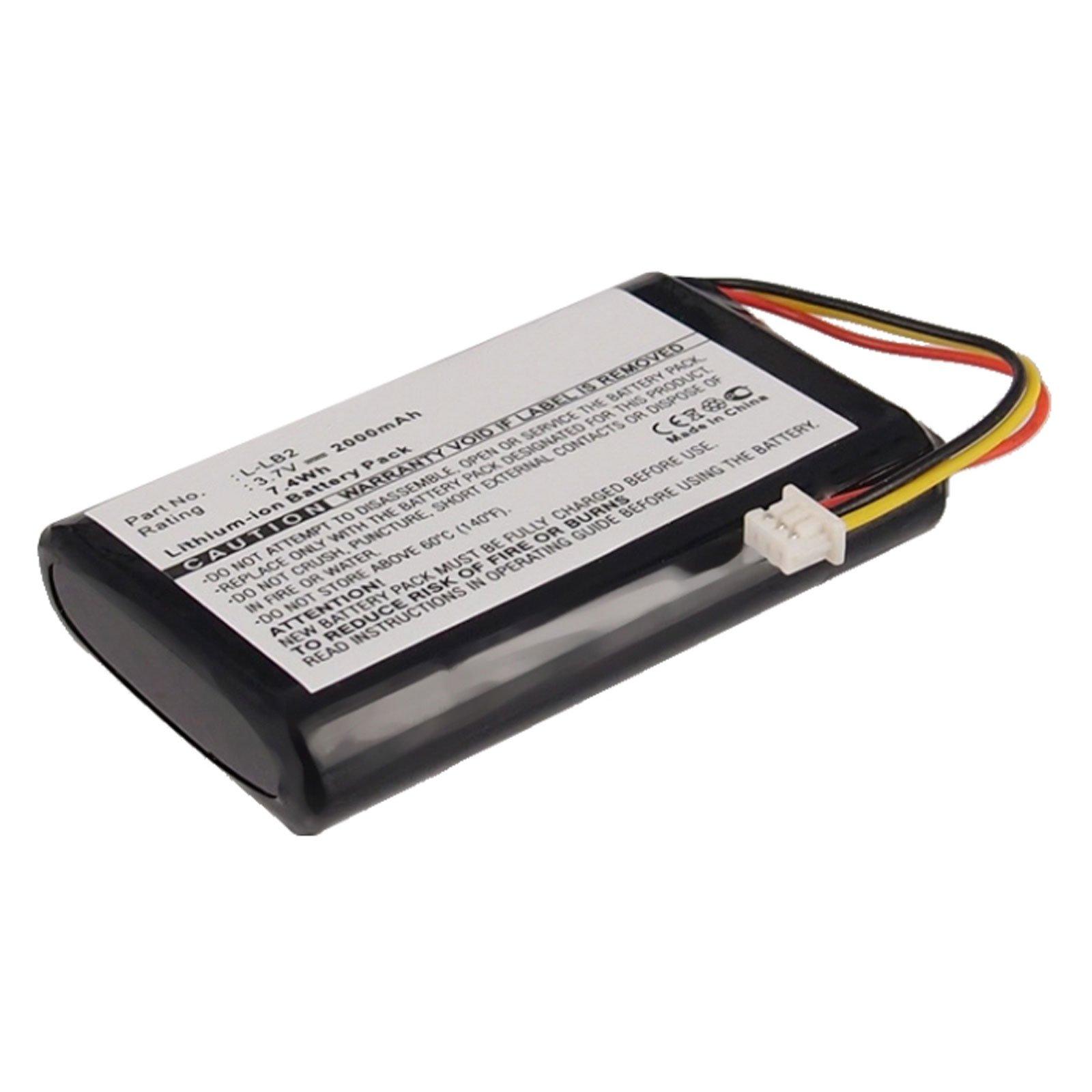 Exell Li-Ion Wireless Mouse Battery for Logitech MX1000 Computer Use Fits Logitech 190247-1000, Logitech L-LB2, Logitech M-RAG97, Logitech MX1000 cordless mouse