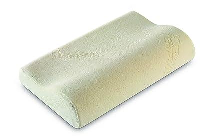 Tempur Cuscino Da Viaggio.Cuscino Cervicale Tempur Guanciale Original Pillow Small
