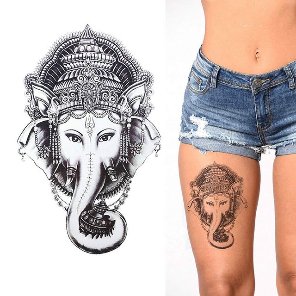 adgkitb 3 Piezas brújula Tatuaje Temporal Rosa de los Vientos ...