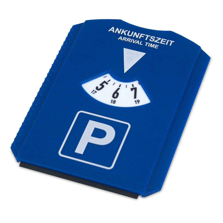 achilles, parquí metro de Aquiles, disco de estacionamiento, rascador de hielo, con 3 chips Ek, 15.5 cm x 12 cm x 0.5 cm parquímetro de Aquiles achilles concept