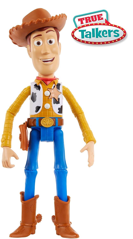 Muñeco Mattel Toy Story Woody con voz y sonidos por 19,90€ ¡¡20% de descuento!!
