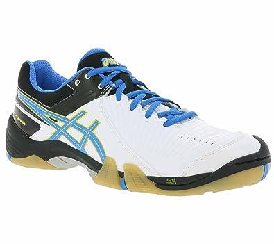 Asics Gel Domain 3 Women S Handball Shoes White E465y 0141 Amazon