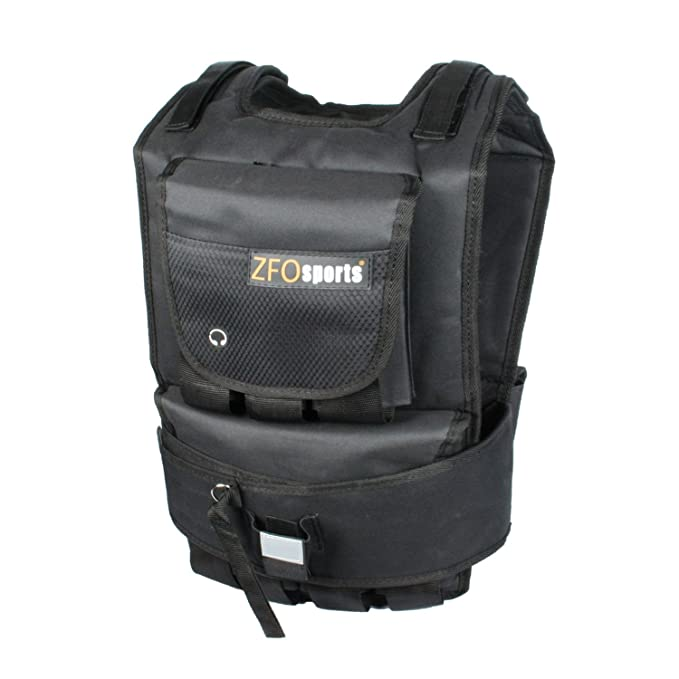 ZFOsports® - 60LBS WEIGHTED VESTS