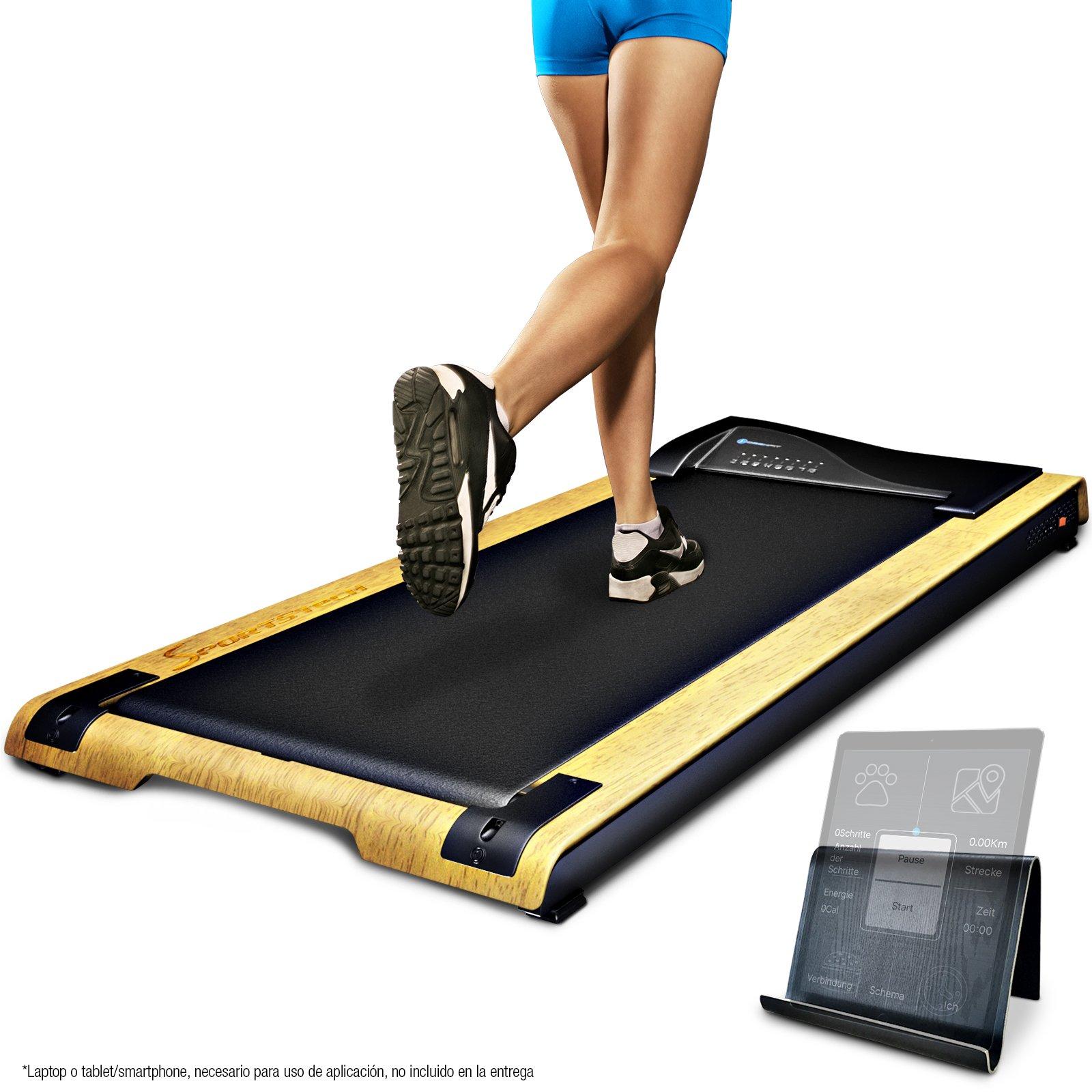 Cinta de correr DESKFIT DFT200 Office Desk (escritorio de oficina) Trabajo ergonómico y movimiento