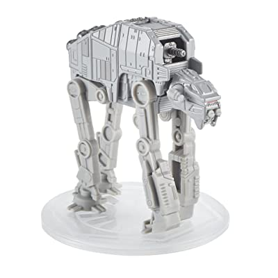 Hot Wheels Star Wars: The Last Jedi First Order Heavy Assault Walker Die-Cast Vehicle: Toys & Games
