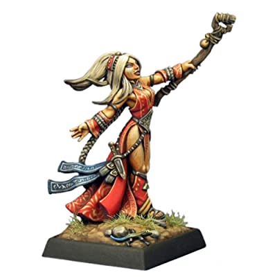 Reaper Seoni, Female Sorceress (original version) 60034 by Miniatures: Toys & Games