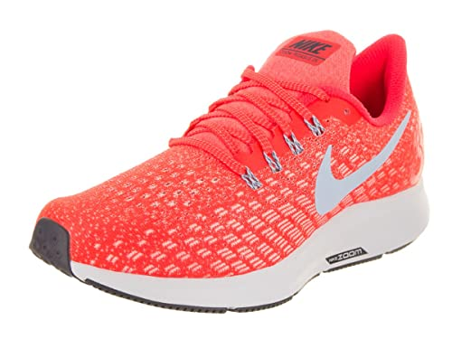 87e953d4d5fd Nike Women s Air Zoom Pegasus 35 Bright Crimson Ice Blue - Sail Ankle-High