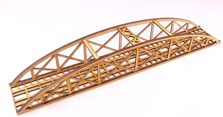 Amazon.com: Oo calibre sola pista arco puente por wws ...