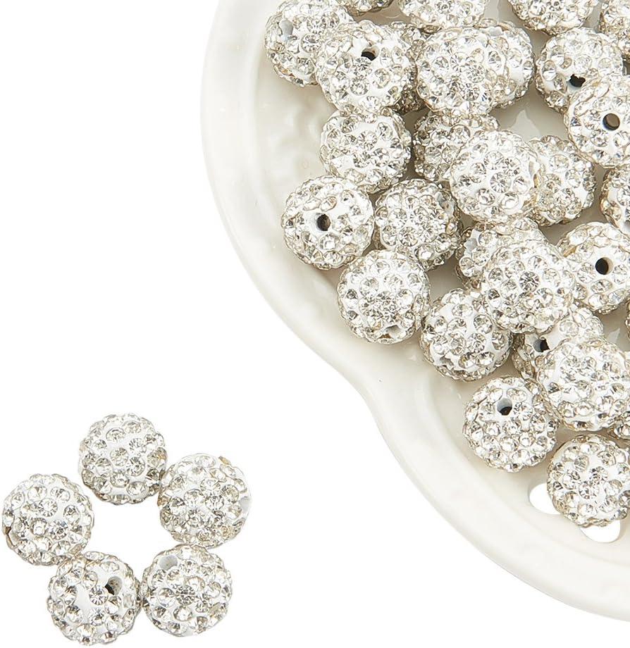 Czech Glass Bead Earrings Molded Glass Beads Rhinestone Spacer Dangle Drop Artisan Handmade Jewelry Boho