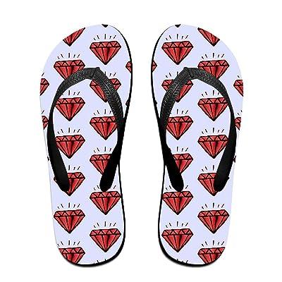 Men Women 弃 Comfort Flat Flip Flops Sandals Beach Slipper