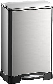 4 Of 6 Eko Sensible Eco Living Motion Sensor Trash Can 47l Stainless Steel 12 Gallon