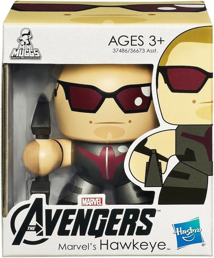 Marvel Avengers Movie Mini Mighty Muggs Nick Fury