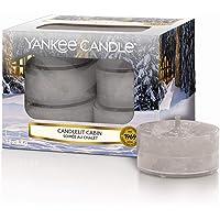 Yankee Candle Velas de Té Aromáticas, Habitación a