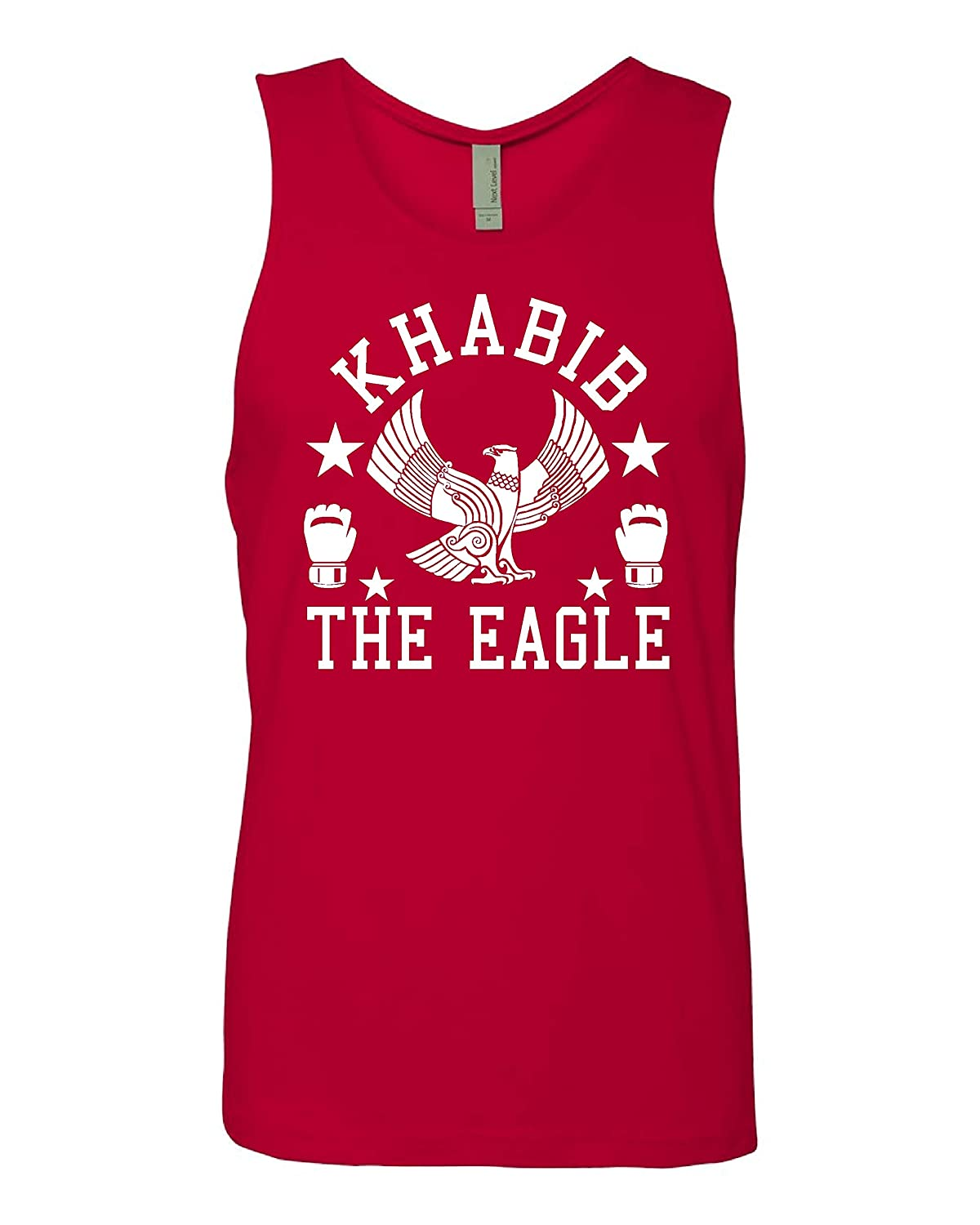 Motivashirts Khabib The Eagle Nurmagomedov Men's Tank Top